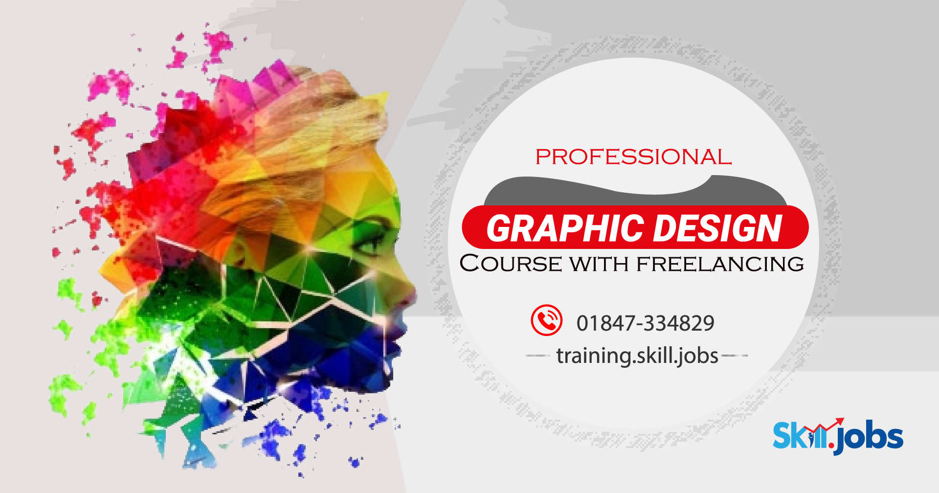 Professional Graphic Design with freelancing